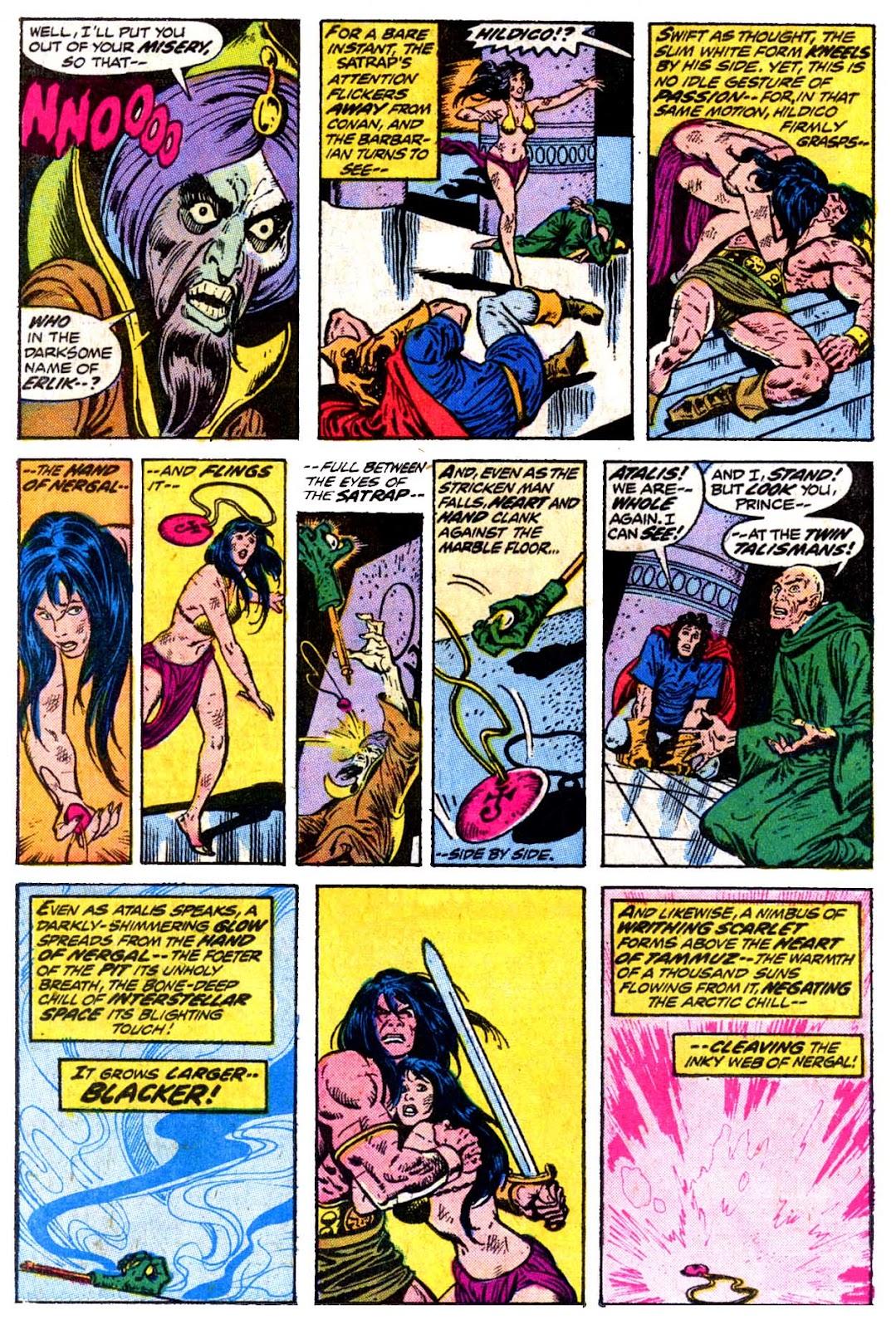 Conan the Barbarian (1970) Issue #30 #42 - English 17