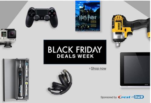 Amazon.ca Black Friday Deals Week