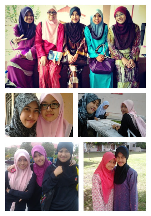 Ex student KPMSI *Julai 2012* :)