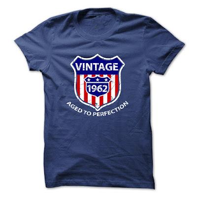 American Vintage Crest 1962