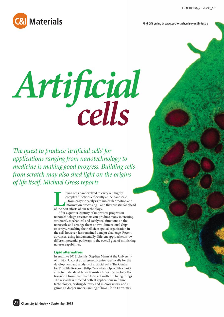 artificial cell