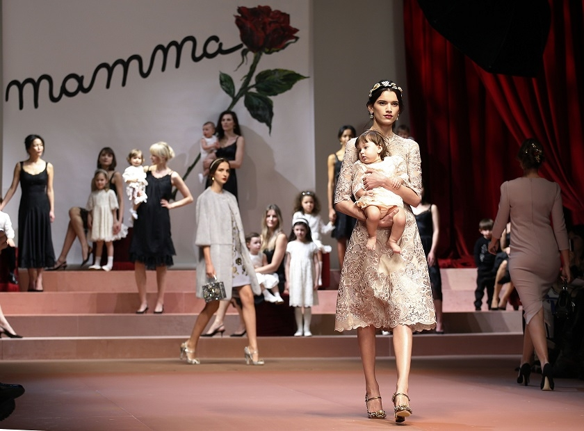 Runway Moments from Milan Fashion Week 2015