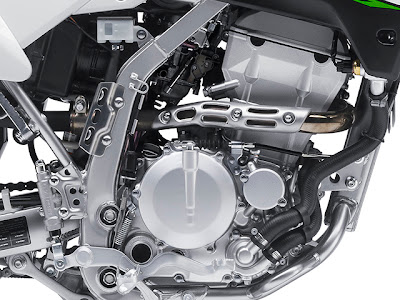 2014 Kawasaki KLX 250S Spec