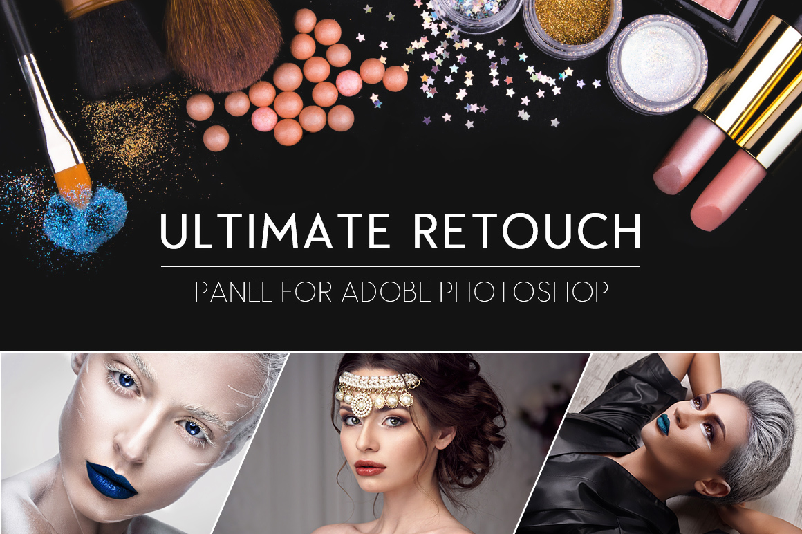 Ultimate Retouch 2.0 Panel Photoshop CS5