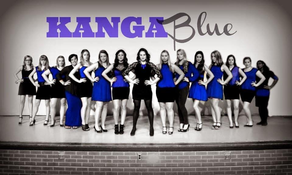 Kanga Blue a cappella