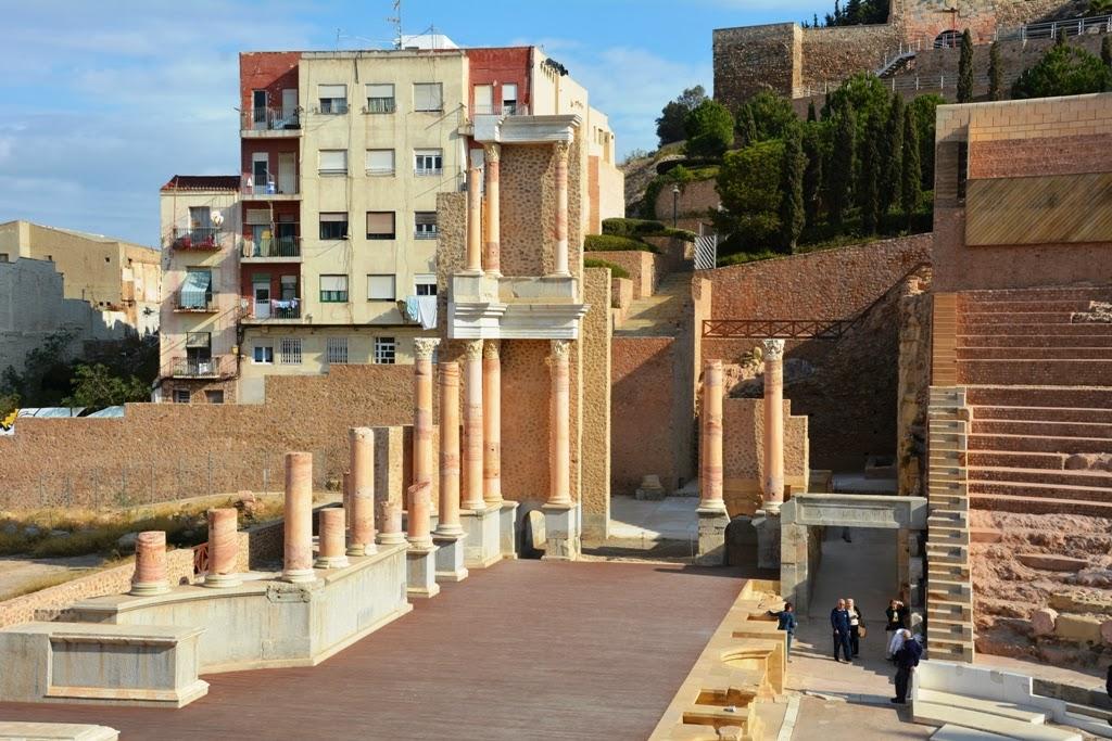Theatro Romano Cartagena