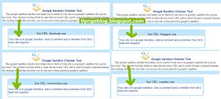 Cara Cek Google Sandbox