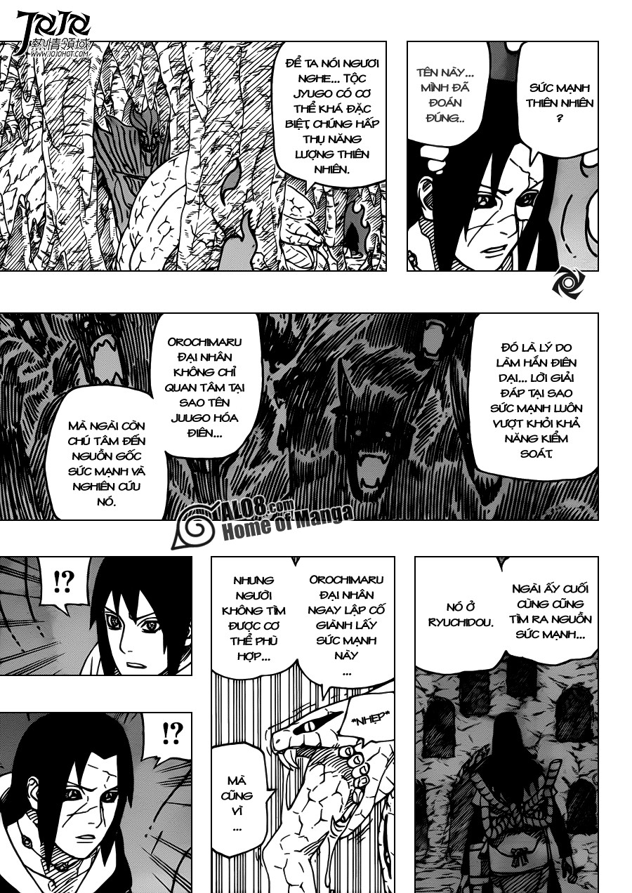 Naruto chap 579 Trang 16 - Mangak.info