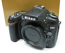 Nikon D90 IR body for sale