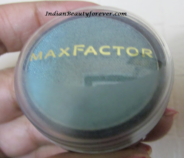 Maxfactor Eyeshadow in Ultra Aqua