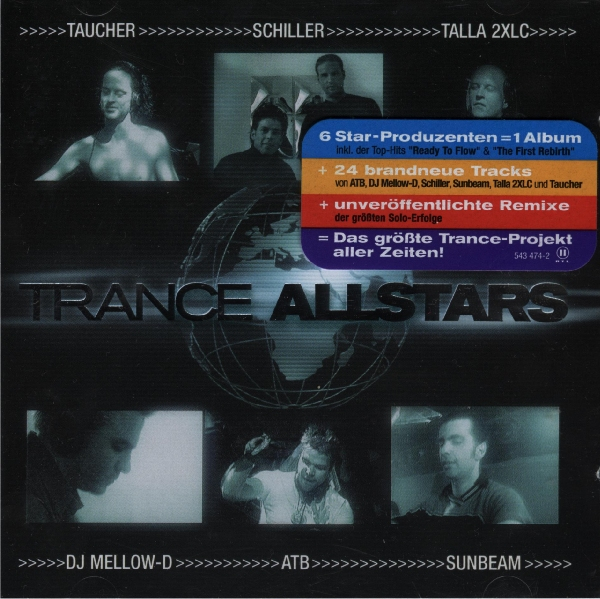 Trance Allstars - Lost In Love (The Clubmixes)