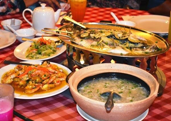 Restoran Makanan Laut D'Tasik, Bangi selangor yang sedap dan lazat http://apahell.blogspot.com/