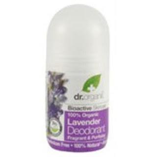 dr organic desodorante lavanda