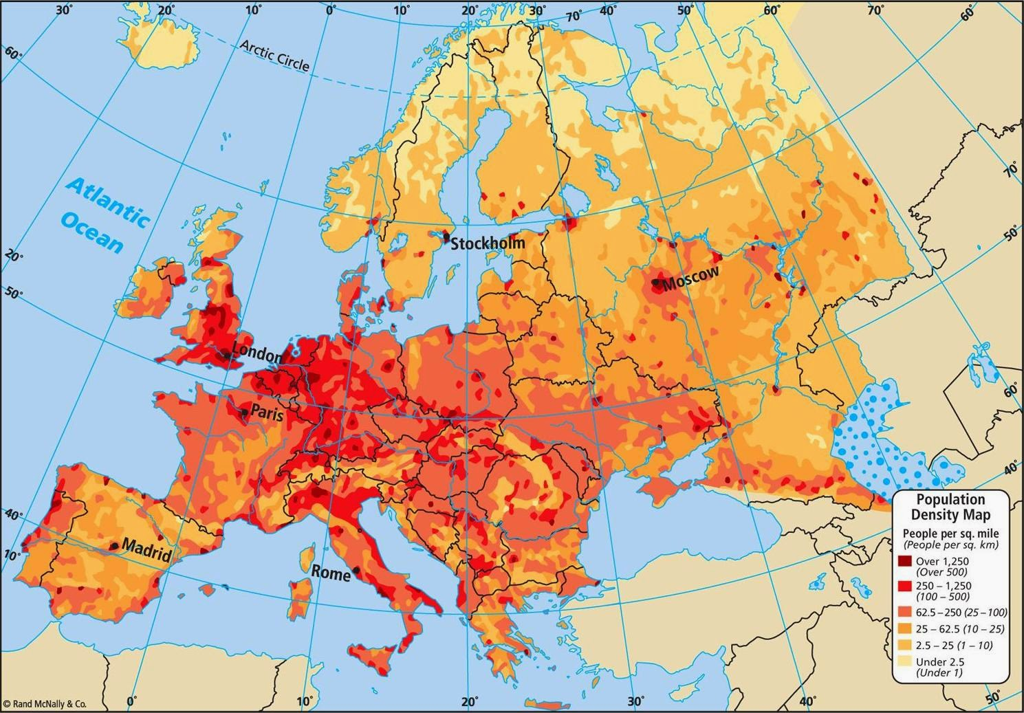 population density Value & rank the population density of greece is 817 (capita per square kilometer) with a global rank of 108 greece compared to other countries the population.