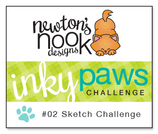 Inky Paws Sketch Challenge #02