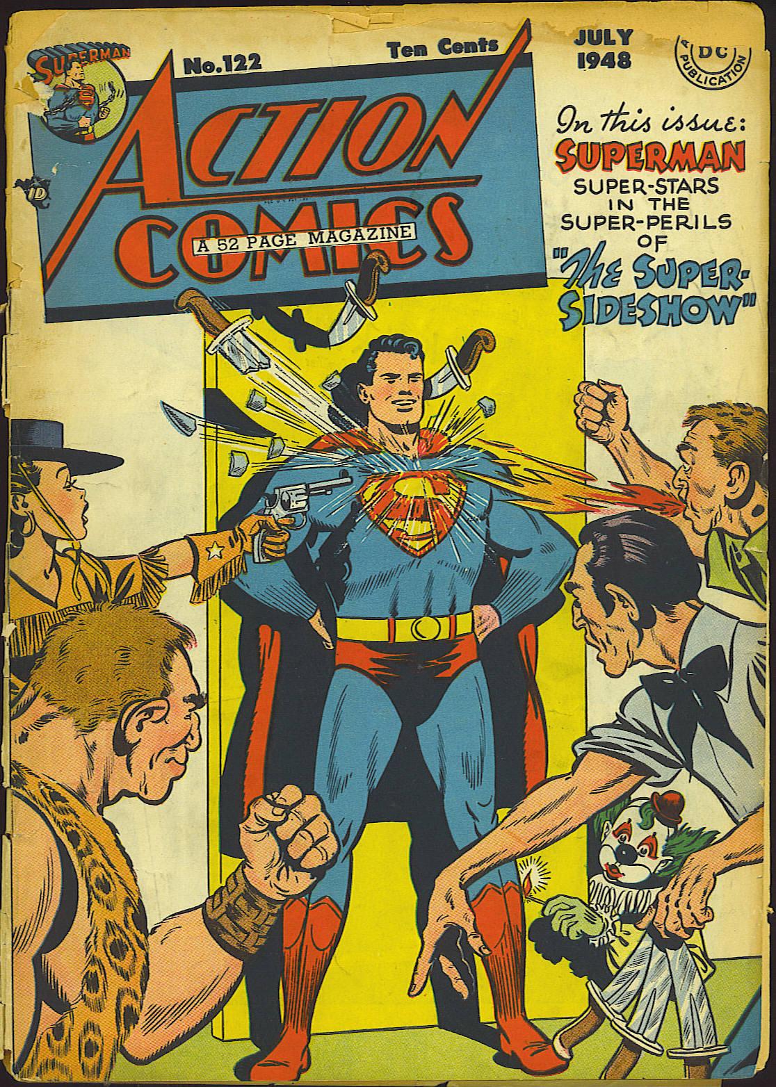 Action Comics (1938) 122 Page 1