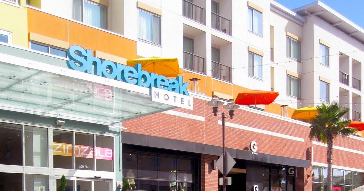 Shorebreak Hotel A Joie De Vivre Hotel Huntington Beach Ca