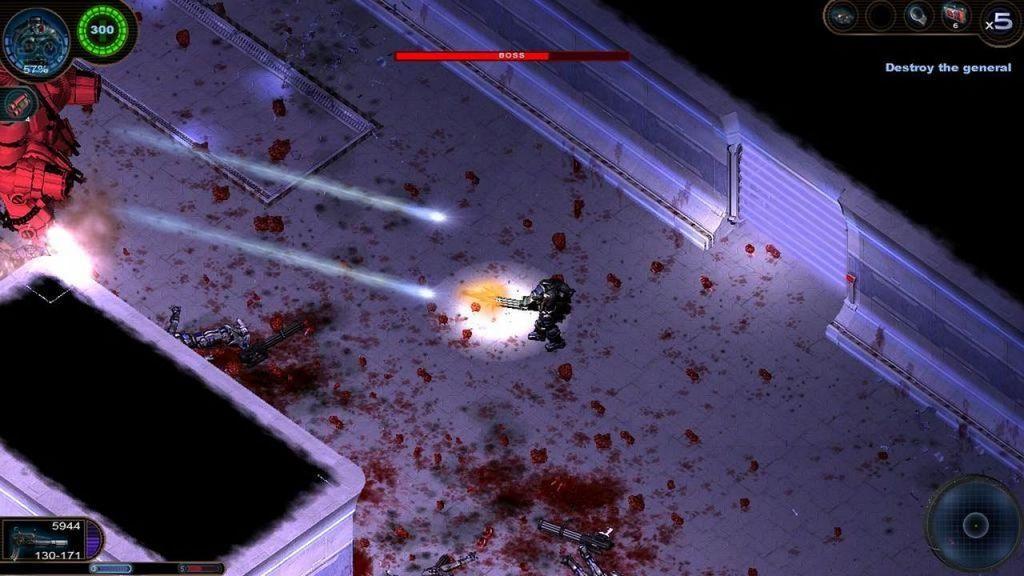 Alien-Shooter-2-Screenshot-Gameplay-3