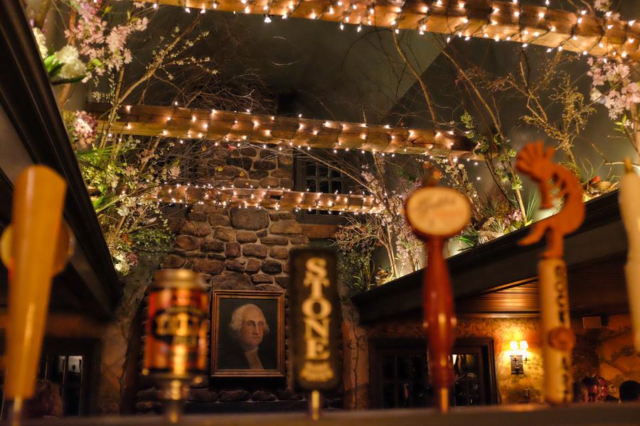 Levitate Style Travel: Connecticut #CTvisit | G.W. Tavern in Washington Depot, CT, Gluten Free, Dinner, Menswear