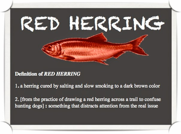 pulling out the red herring
