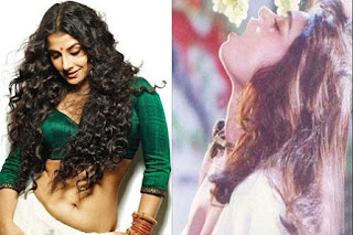 Vidya Balan as Silk Smitha in Dirty Picture Movie