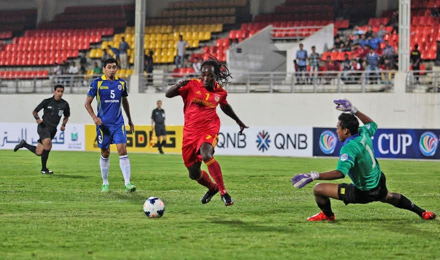 Pune FC Lost to Tampines Rovers