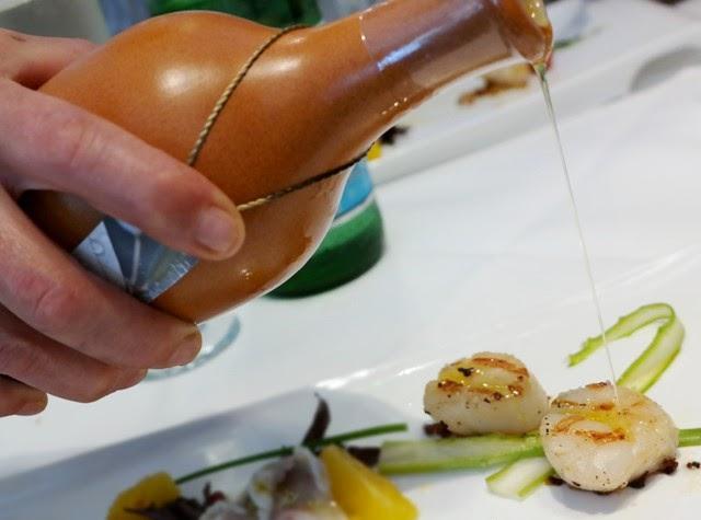 etna italian capasante alla griglia grilled scallops review
