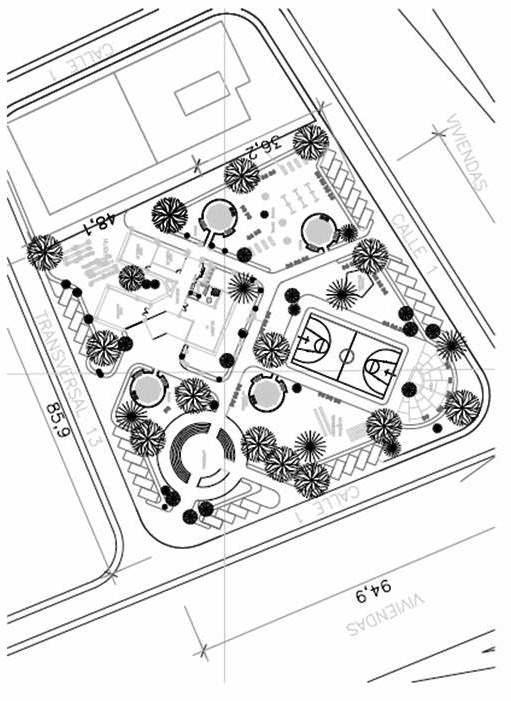 Consejo comunal juan card n y asocire proyecto for Proyecto arquitectonico pdf