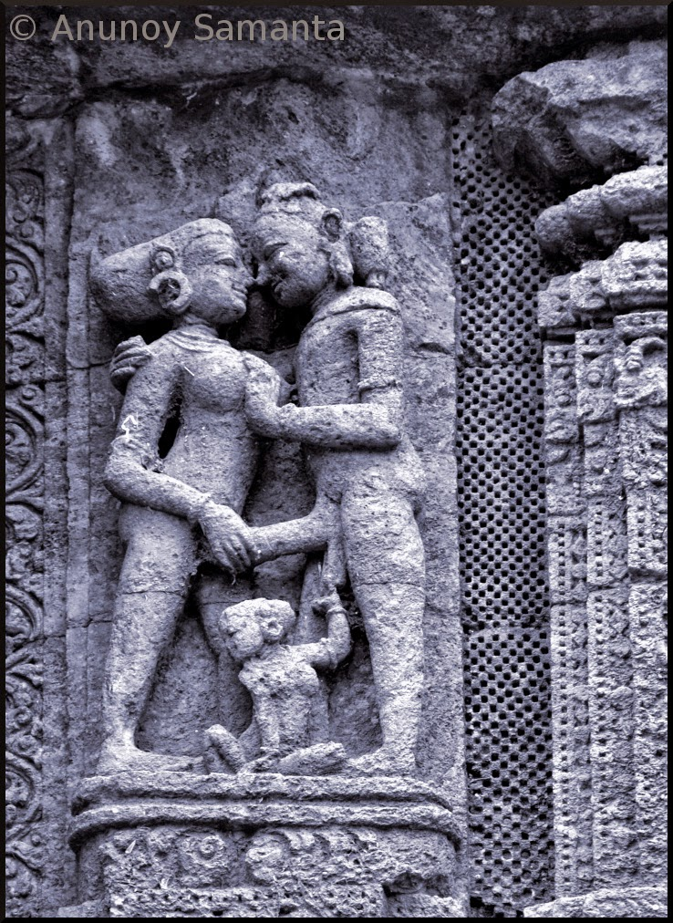 Sexual Perversions behind Erotic Sculptures of Konark