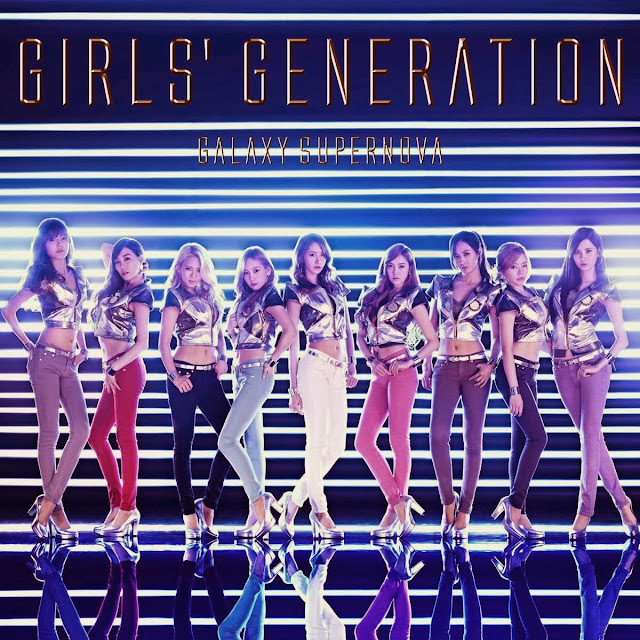 Girls Generation SNSD Galaxy Supernova