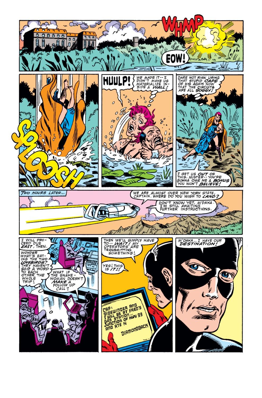 Captain America (1968) Issue #342 #272 - English 11