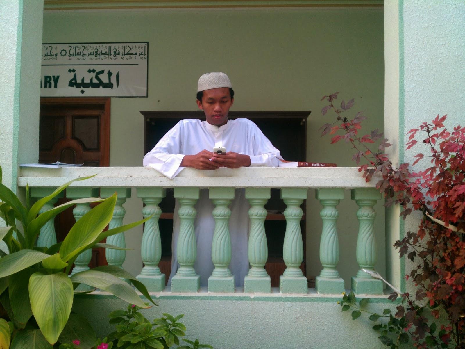 Muhammad Lutfi Hakim | Mahasiswa Fakultas Syariah dan Hukum Universitas Al-Ahgaff Yaman