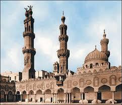 Masjid Azhar Kairo