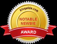 """NOTABLE NEWBIE"" @ :))"