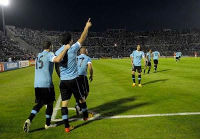 Uruguay 4 - 0 Chile (2)