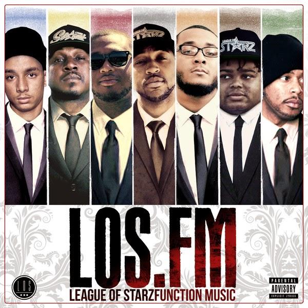 League Of Starz - LOS.FM (Deluxe Edition) Cover