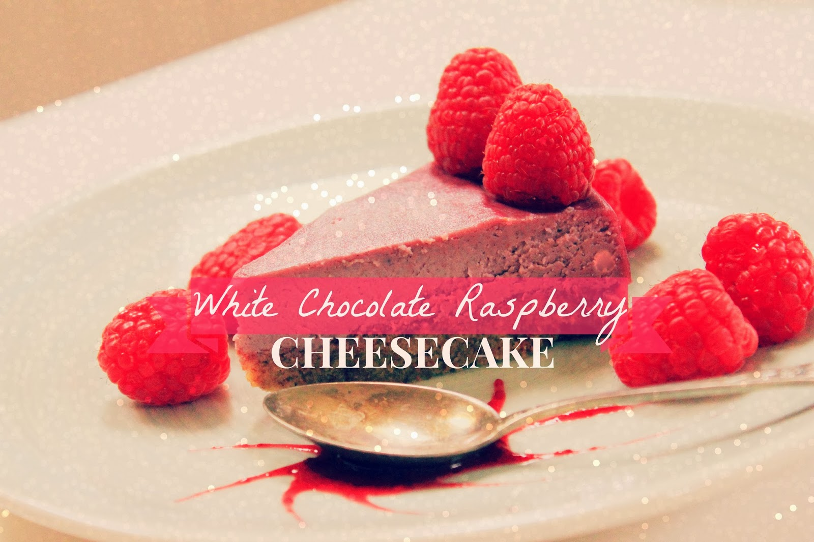 Raw Strawberry White Chocolate Cheesecake Recipe Grain free, Dairy free
