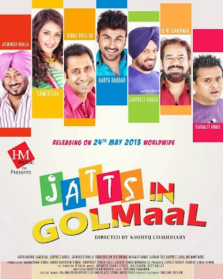 Jatts in Golmaal 2013 Punjabi Movie Watch Online Full Movie - Wattube