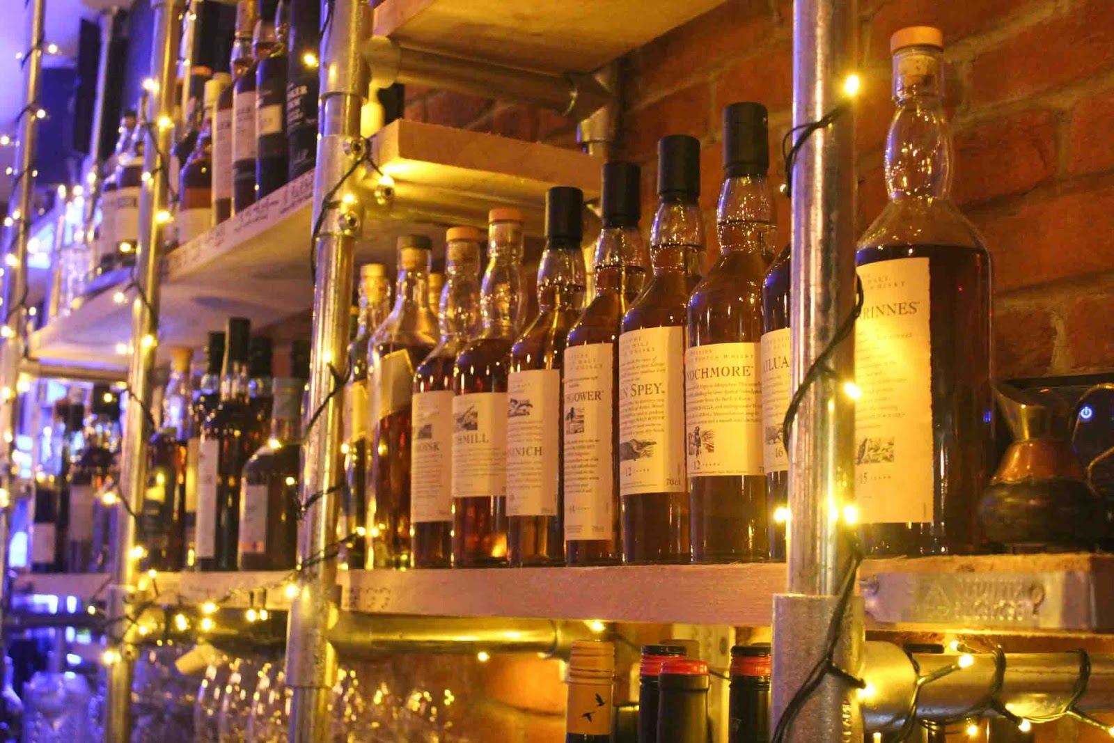 Liquor and Whisky Bar Leeds