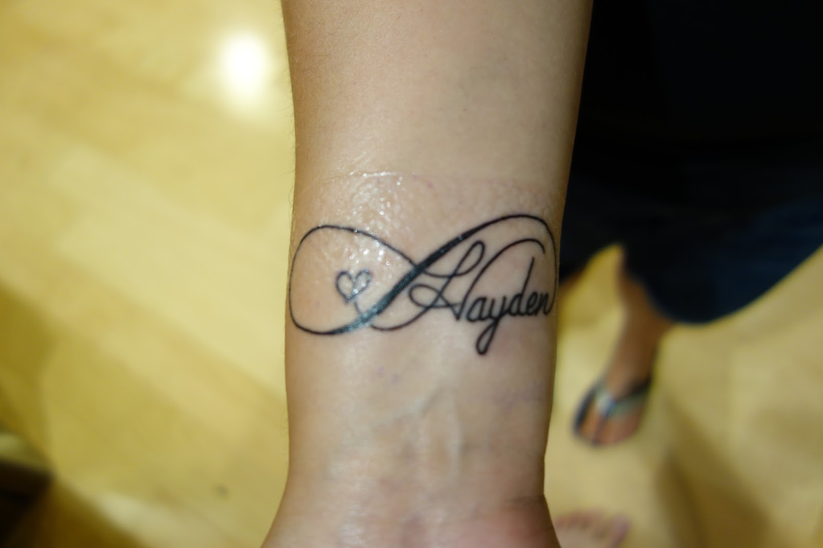 Musings Of A Formerly Infertile Woman New Tattoo For