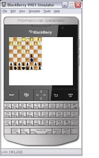 Java MIDlet chess project for s40 s60 phones Blackberry_mChess