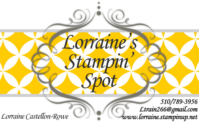 Lorraine&#39;s Stampin&#39; Spot