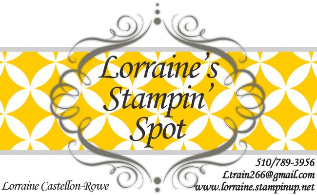 Lorraine's Stampin' Spot