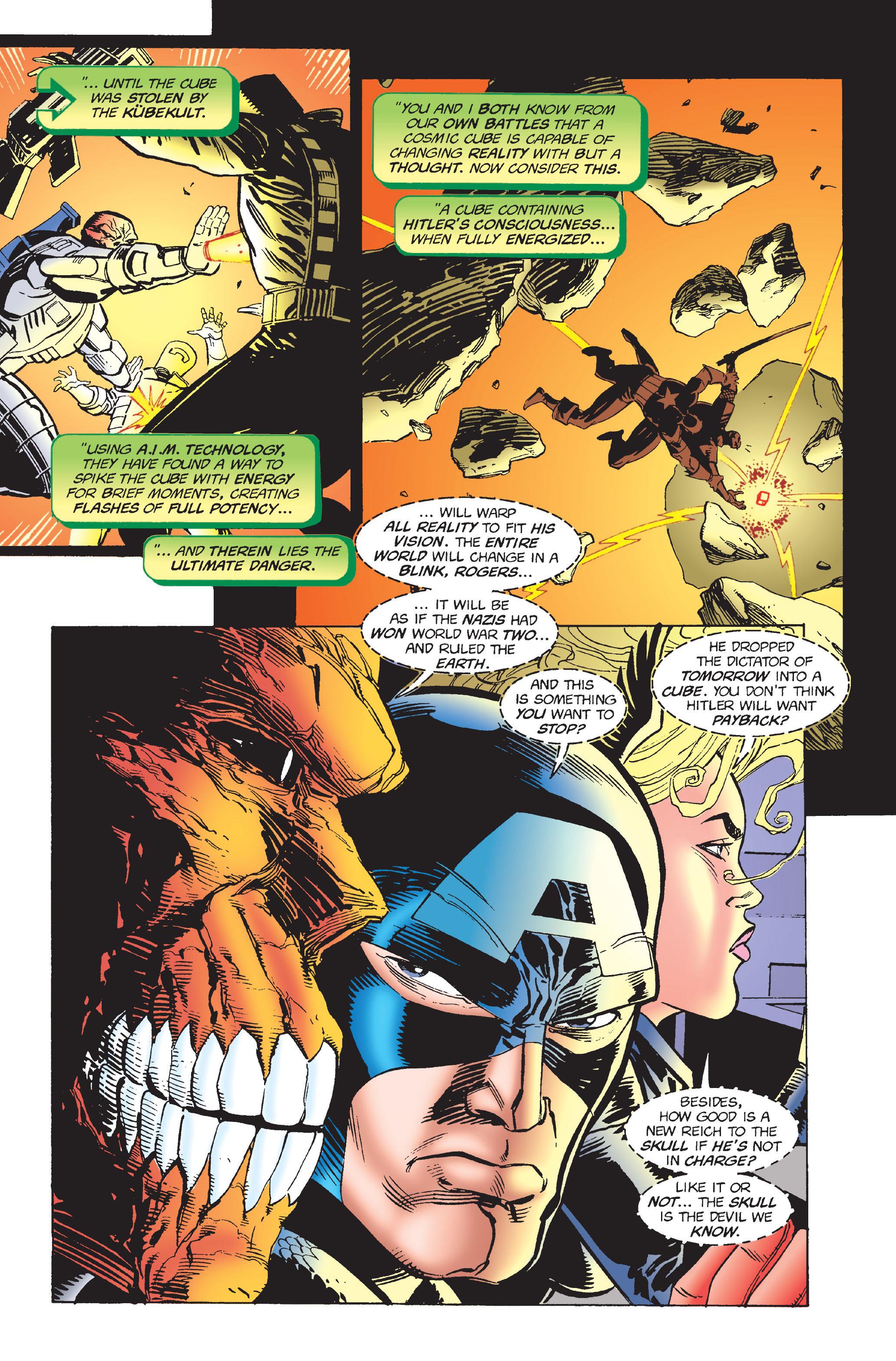 Captain America (1968) Issue #446 #400 - English 6