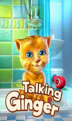 Download Talking Ginger For Android