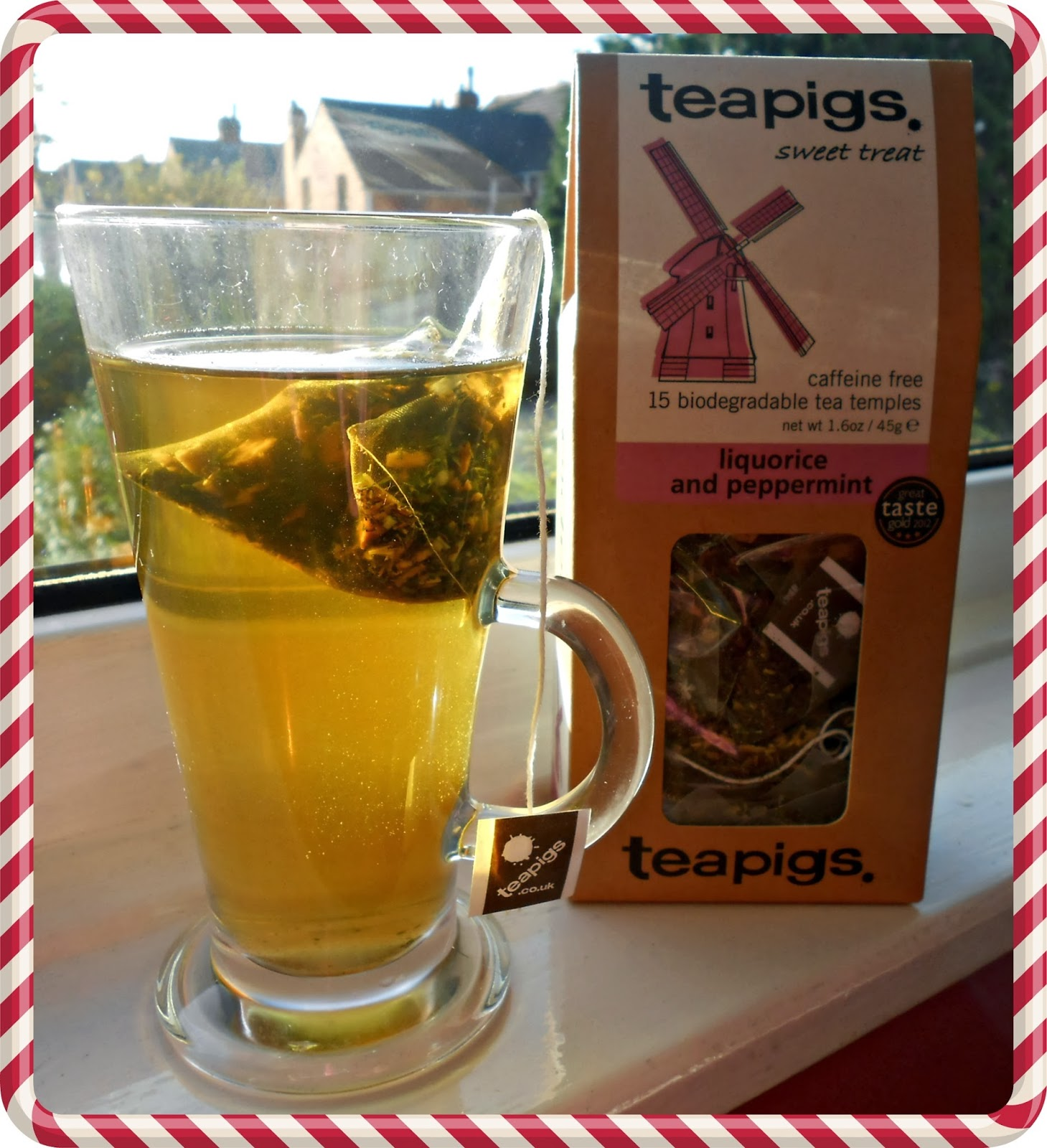 Teapigs Liquorice and Peppermint Tea