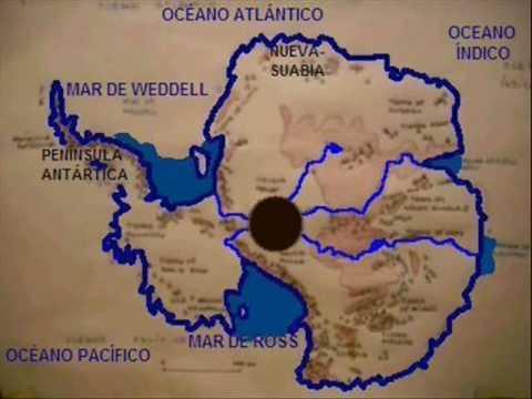 antartida hitler invasion