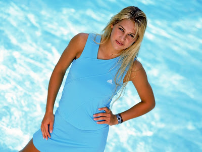 wallpaper Anna Kournikova