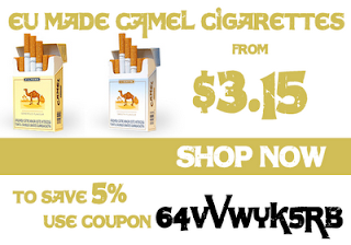 Camel Cigarettes Coupons 2012