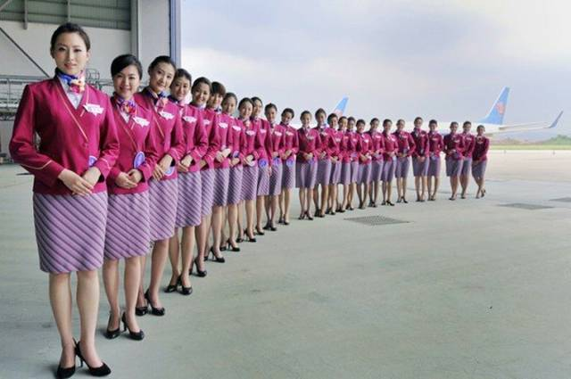30China252CChinaSouthernAirlinesAirHostess - Air Hostess From Different Countries
